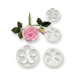 FIVE PETAL CUTTER SET 4