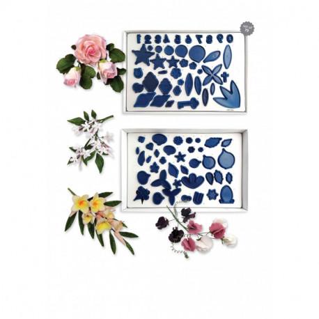 Jem One Set - Flower Cutters - Set of 79