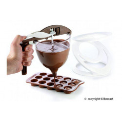 Kit Choc Colata - Silikomart