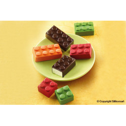 CHOCO BLOCK SILICONE CHOCOLATE MOULD