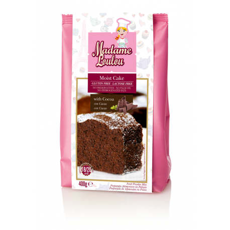 POWDER MIX FOR COCOA CAKE 400G