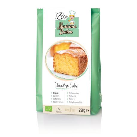Paraiso Cake Bio mix 250 gr