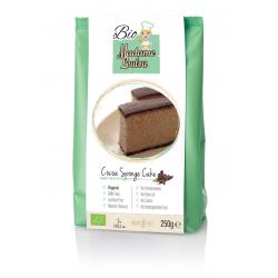 Sponge Cake Cocoa Bio mix 250 gr