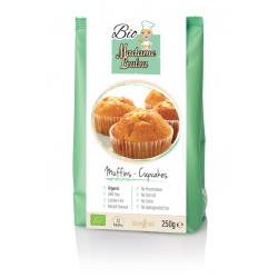 Muffins and Cupcake Bio mix 250 gr