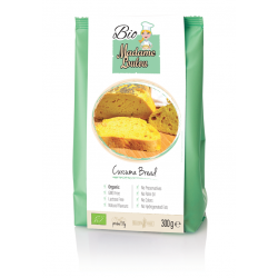 Curcuma Bread Bio mix 300 gr