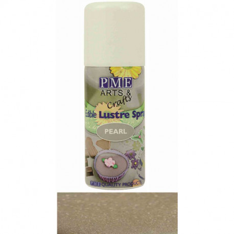Pearl Edible Lustre Spray 100ml