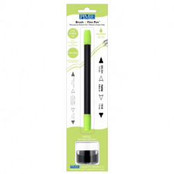 BRUSH N FINE PEN PE035