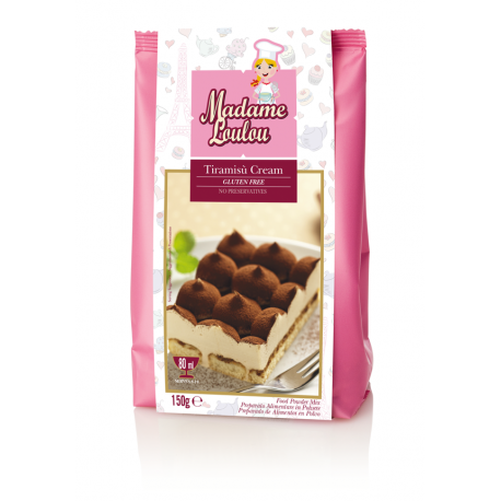 Powder mix for Tiramisu Cream 150 gr