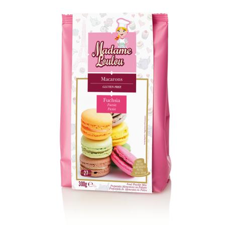 Macarons de Paris Fuchsia 300 g