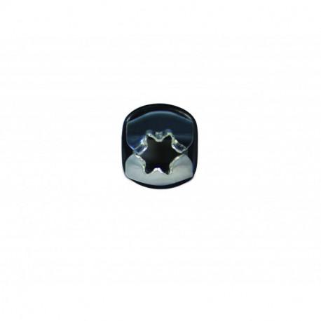 Star Serrated Crimper 1/2in