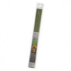Flower Wires - Green 16 Gauge
