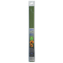Flower Wires - Green 24 Gauge
