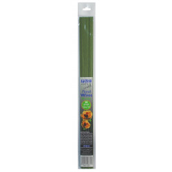 Flower Wires - Green 28 Gauge