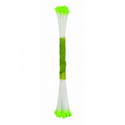 JEM Plain Stamen Fine -Lemon Green- pk/50