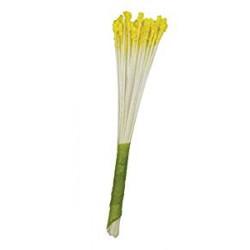 JEM Plain Stamen Fine -Yellow- pk/50