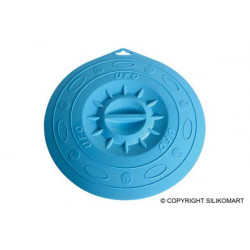 LIGHT BLUE UFO SILICONE LID ?Ã?¸ 295 MM