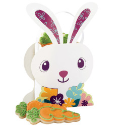 BAG SWT SPRING BUNNY 3CT