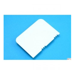 Pattern Edge Side Scraper Plastic-52