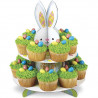 TREAT EGG STAND BUNNY HTT 1CT