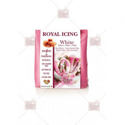 Royal Icing White Mix 100 gr