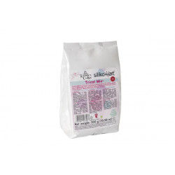 RED TRICOT MIX GR 300 FLAVOR RASPBERRY