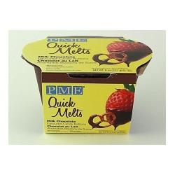 MILK CHOCOLATE CANDY BUTTON QUICKMELTS