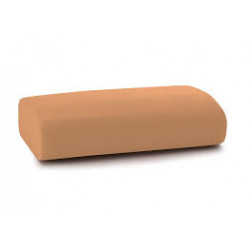 ROLL FONDANT PEACH COLOR 250G