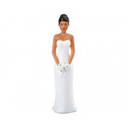 BRIDE WEDDING TOPPER