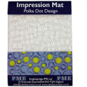 Polka Dot Impression Mat (one size)