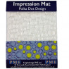 Polka Dot Impression Mat (one size)