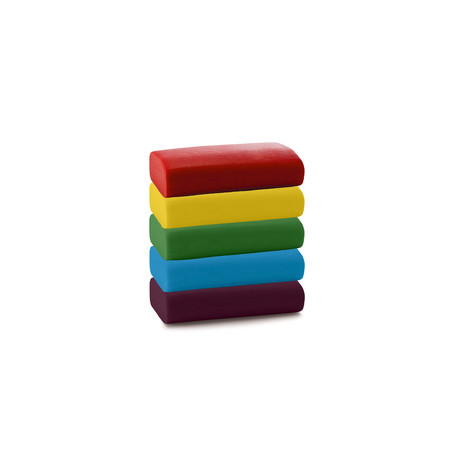 RAINBOW COLLECTION PACK 5 PCS-5*100G