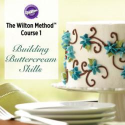 Wilton 1. – Buttercream icing tanfolyam