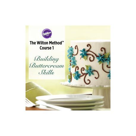 Wilton 1. – Buttercream icing course
