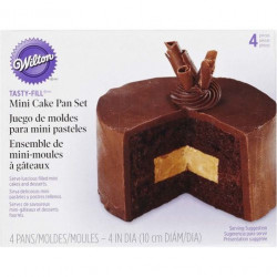 MINI TASTY-FILL CAKE PAN SET