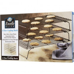 3 TIER STACKABLE COOLING RACK