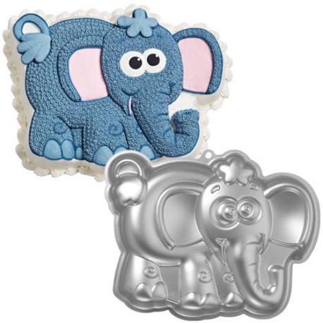 ELEPHANT CAKE PAN