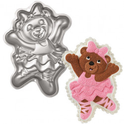 BALLERINA BEAR PAN