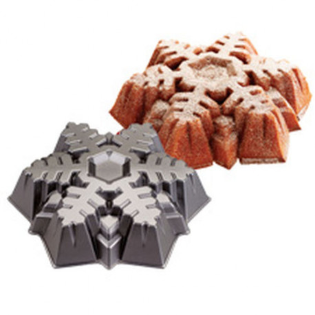 DIMENSIONS SNOWFLAKE PAN
