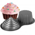 DIMENSIONS GIANT CUPCAKE PAN
