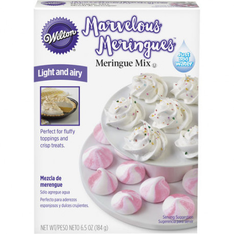 MARVELOUS MERINGUES MIX