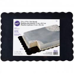 Wilton Platters 33x48cm -Black-