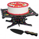 AGED TO PERFECTION CAKE STAND KIT