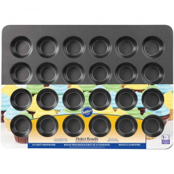 PERFECT RESULTS MEGA MUFFIN PAN
