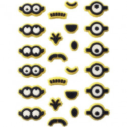 DESPICABLE ME MINIONS CANDY DECORATIONS