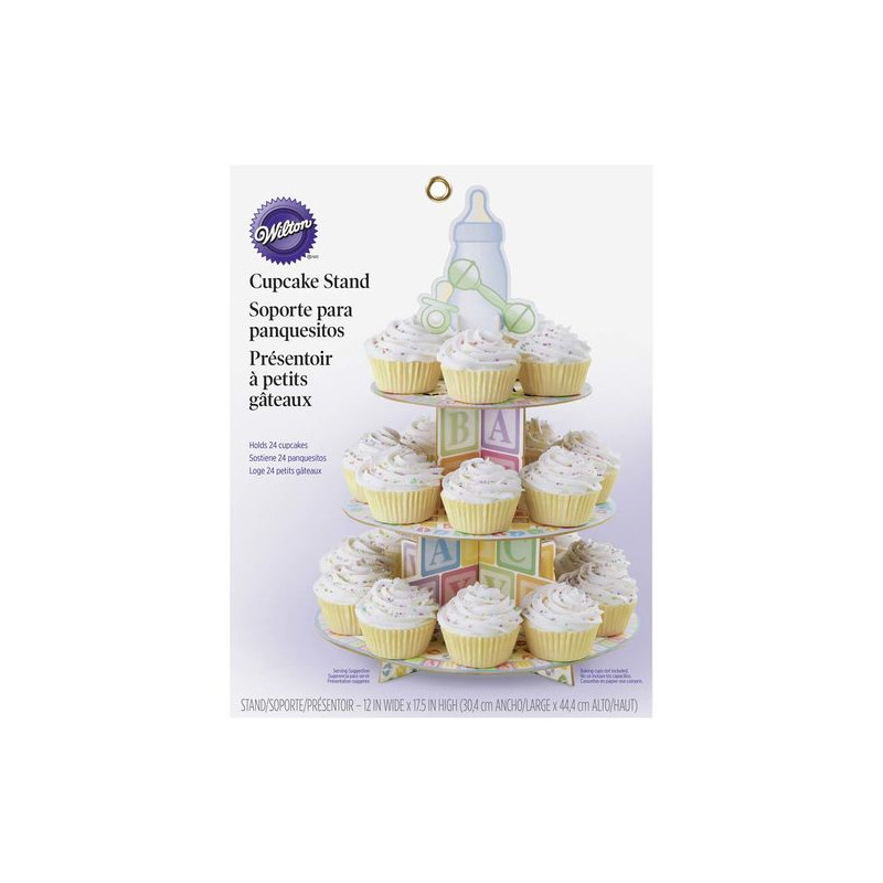 Baby Shower Cupcake Stand Bb Super Import