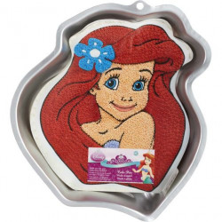 DISNEY PRINCESS ARIEL CAKE PAN