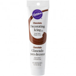 CHOCOLATE READY-TO-USE ICING TUBE