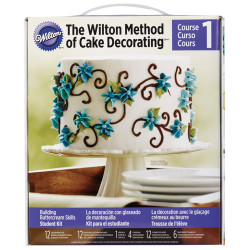 Wilton Method ®1-Student Kit-Buttercream icing készletcsomag