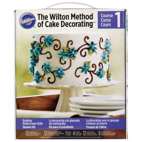 Wilton Method™ Decorating Basic Student Kit