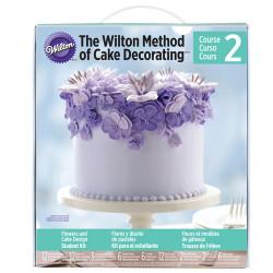 Wilton Method™ Flowers & Cake Design Student Kit
